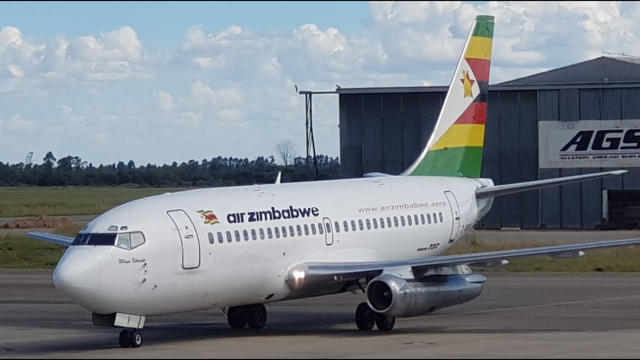 Air Zimbabwe sends workers on unpaid leave due to the ongoing lockdown