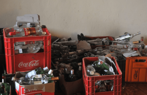 KZN man who was found with half a million of fake alcohol Speaks Out